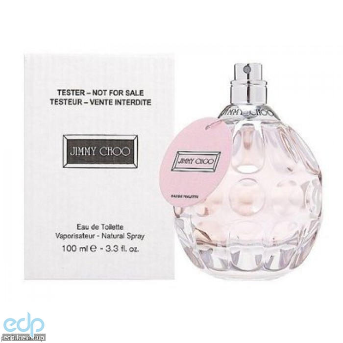 Jimmy Choo For Woman Eau De Toilette - туалетная вода - 100 ml TESTER