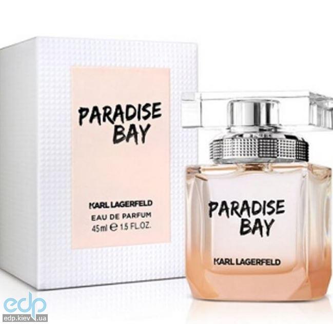 Karl Lagerfeld Paradise Bay - туалетная вода - 85 ml TESTER