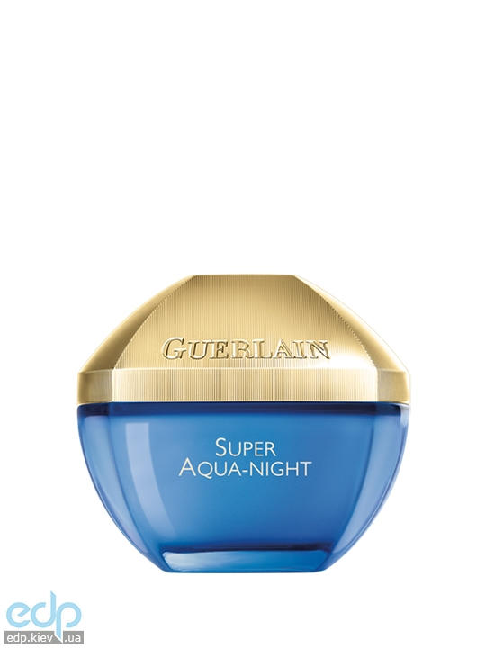 Крем для лица ночной восстанавливающий Guerlain - Super Aqua Night Baume Nuit - 50ml