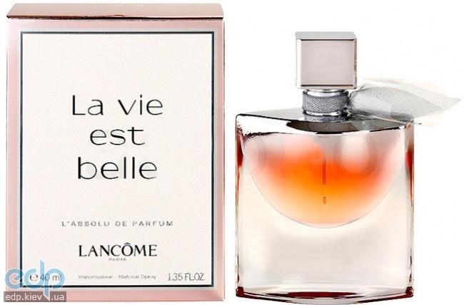 Lancome La Vie Est Belle LAbsolu