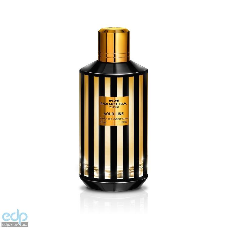 Mancera Aoud Line - парфюмированная вода - 120 ml TESTER