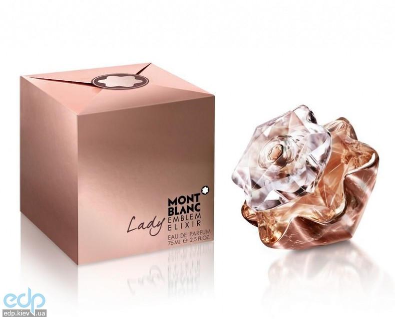 Mont Blanc Lady Emblem Elixir - парфюмированная вода - 75 ml TESTER
