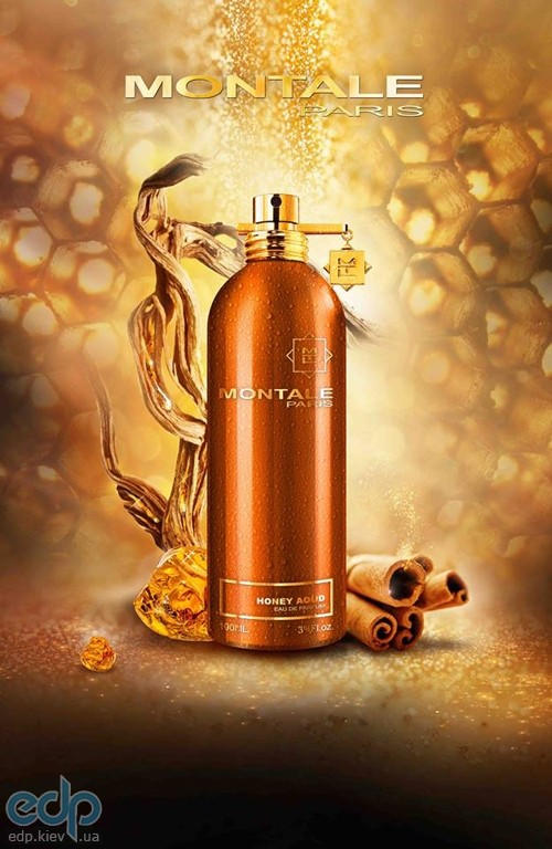 Montale Honey Aoud - парфюмированная вода - 50 ml