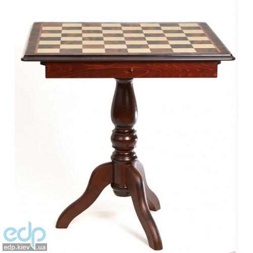 Nigri Scacchi - Шахматное поле (стол), бокс с местом для укладки шахмат Scacchiera-table, box - 72х72x75 (T13)