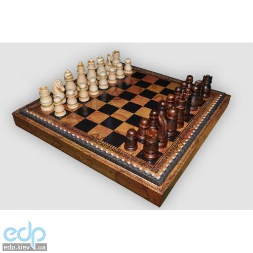 Nigri Scacchi - Шахматные фигуры Classica (small size) - Классика - Фигуры 6-8 см (S21)