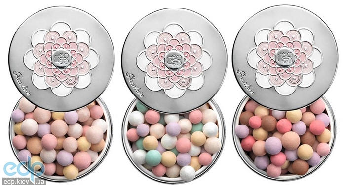 Пудра в шариках Guerlain -  Meteorites Light Revealing Pearls of Powder № 04 - 25 g