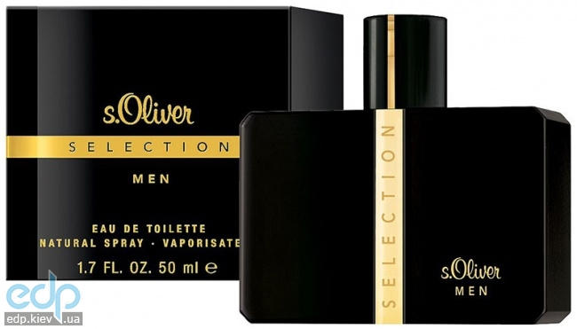 s.Oliver Selection for Men - туалетная вода - 30 ml