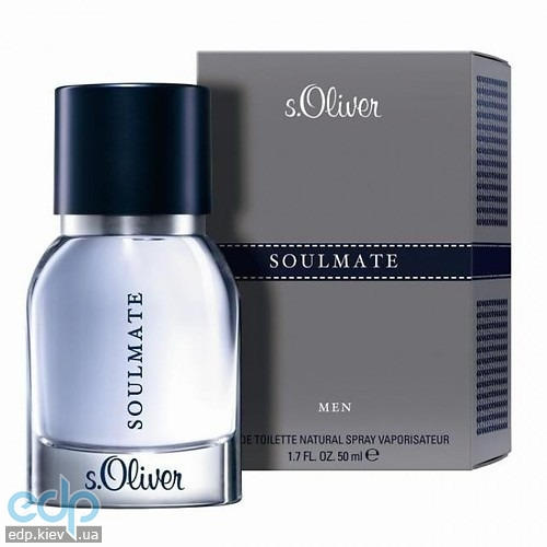 s.Oliver Soulmate Men - туалетная вода - 50 ml