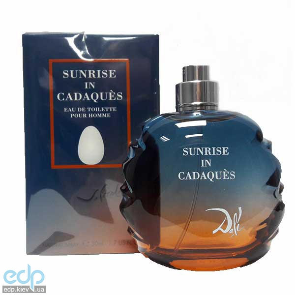 Salvador Dali Sunrise In Cadaques Pour Homme - туалетная вода - 100 ml TESTER