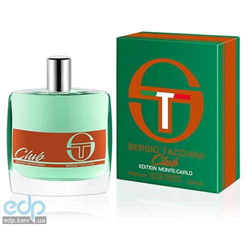 Sergio Tacchini Club Edition Monte-Carlo - туалетная вода - 100 ml