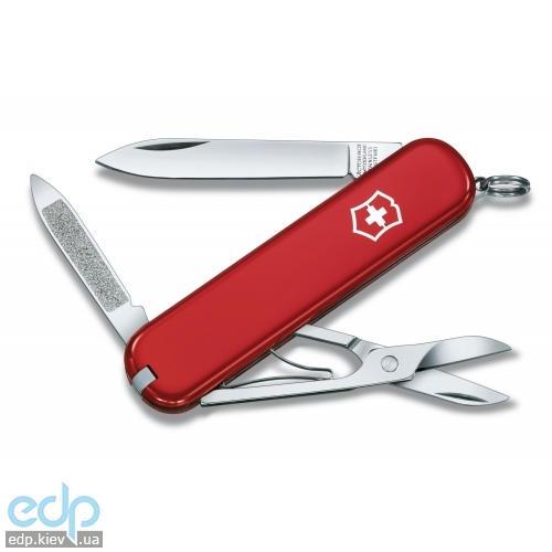 Складной нож Victorinox - Ambassador - 74 мм, 7 функций красный (0.6503)
