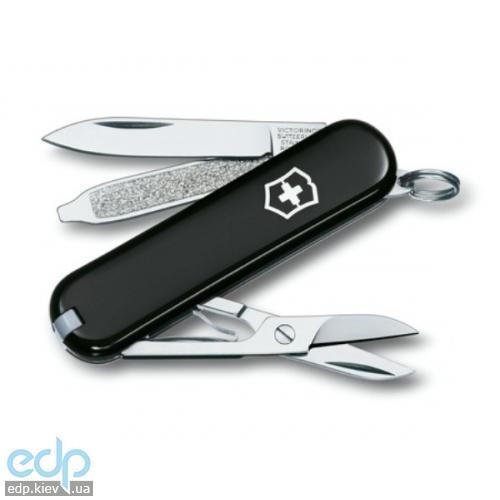 Складной нож Victorinox - Classic Sd - 58 мм, 7 функций черный (0.6223.3)