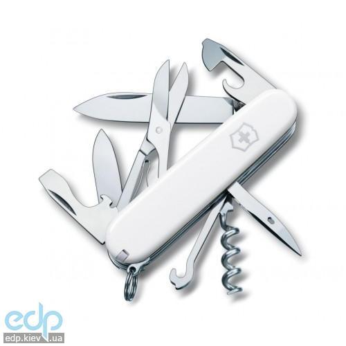 Складной нож Victorinox - Climber - 91 мм, 14 функций белый (1.3703.7)