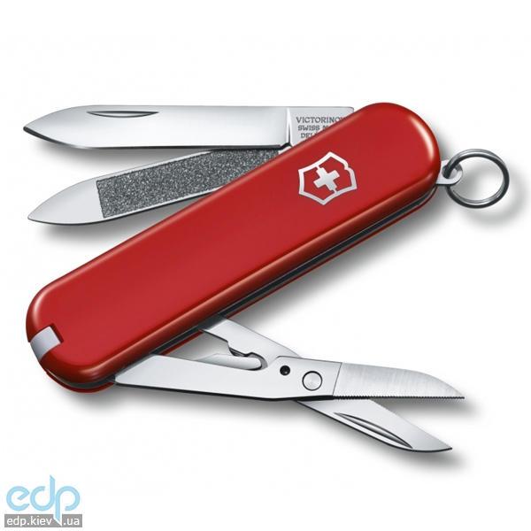 Складной нож Victorinox - Executive 81 - 65 мм, 7 функций красный (0.6423)