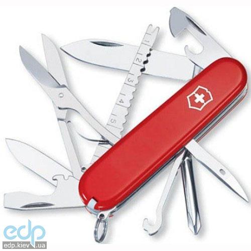 Складной нож Victorinox - Fisherman - 91 мм, 17 функций красный (1.4733)