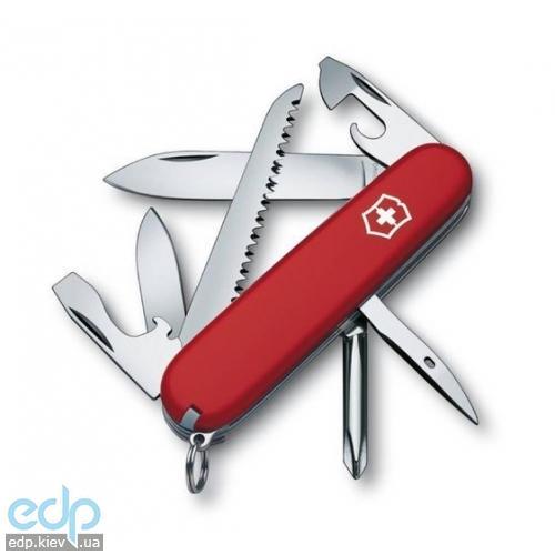 Складной нож Victorinox - Hiker  - 91 мм, 13 функций красный (1.4613)