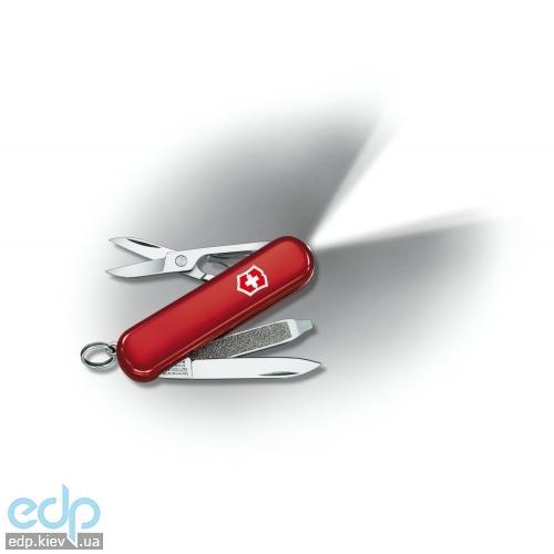 Складной нож Victorinox - Swisslite - 58 мм, 7 функций красный (0.6228)