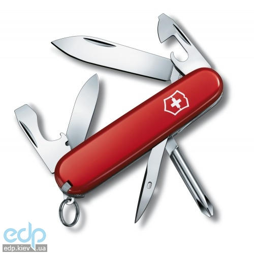 Складной нож Victorinox - Tinker - 84 мм, 12 функций красный (0.4603)