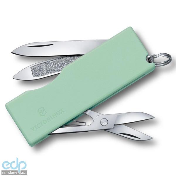Складной нож Victorinox - Tomo - 58 мм, 5 функций м. зеленый (0.6201.A47)