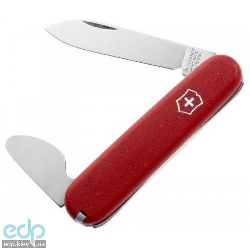 Складной нож Victorinox - Watch opener - 84 мм, 4 функций красный (2.2102)