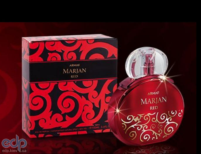 Sterling Marjan Red