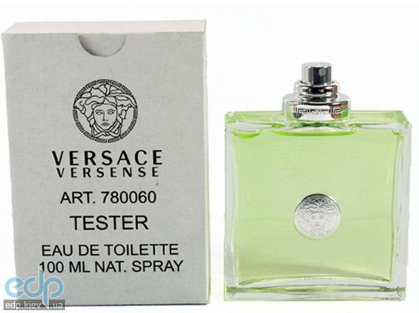 Versace Versense - туалетная вода - 100 ml TESTER
