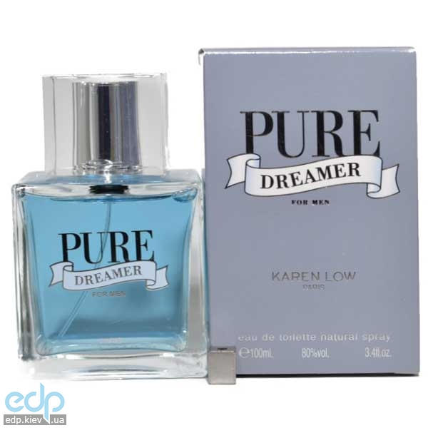 Karen Low Pure Dreamer Men - туалетная вода - 100 ml