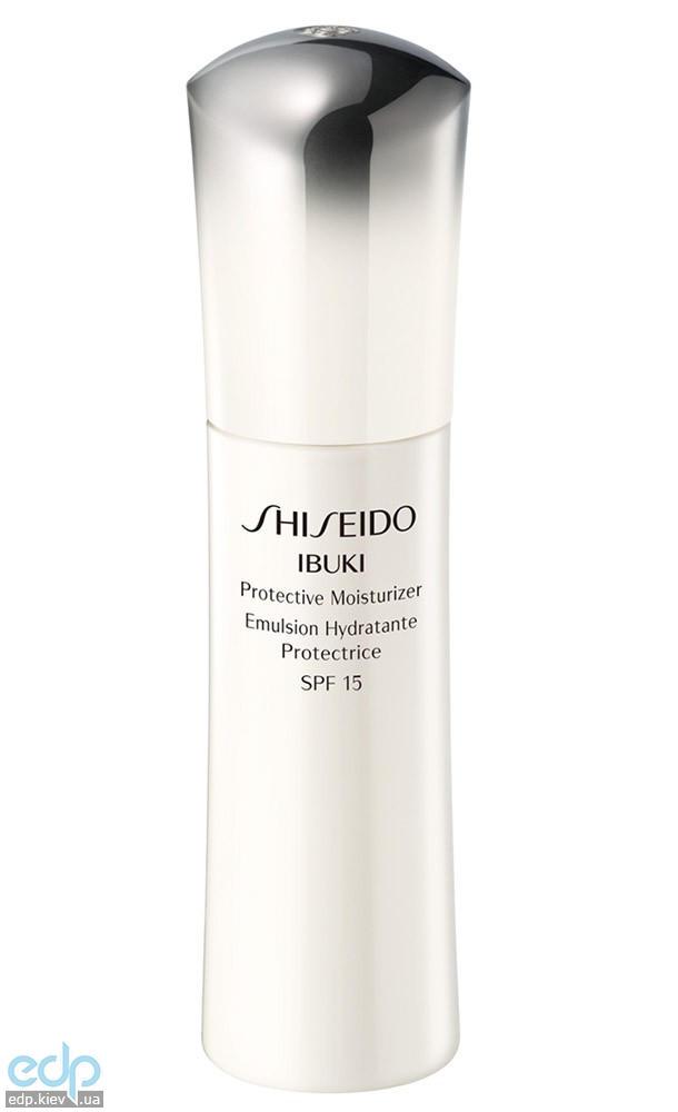 Shiseido - Защитная эмульсия против усталости кожи Ibuki Protective Moisturizer Emulsion SPF 15 - 75 ml
