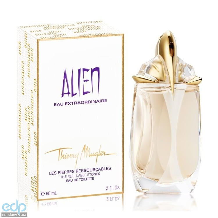 Thierry Mugler Alien Eau Extraordinaire - туалетная вода - пробник (виалка) 1.2 ml