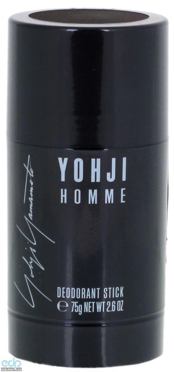 Yohji Yamamoto Pour Homme (2013) - дезодорант stick - 75 ml
