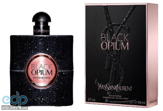 Yves Saint Laurent Black Opium - парфюмированная вода - 90 ml TESTER
