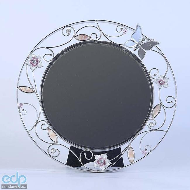 Charme De Femme - Зеркало Колокольчики и зеркальная бабочка (арт. 320-M)