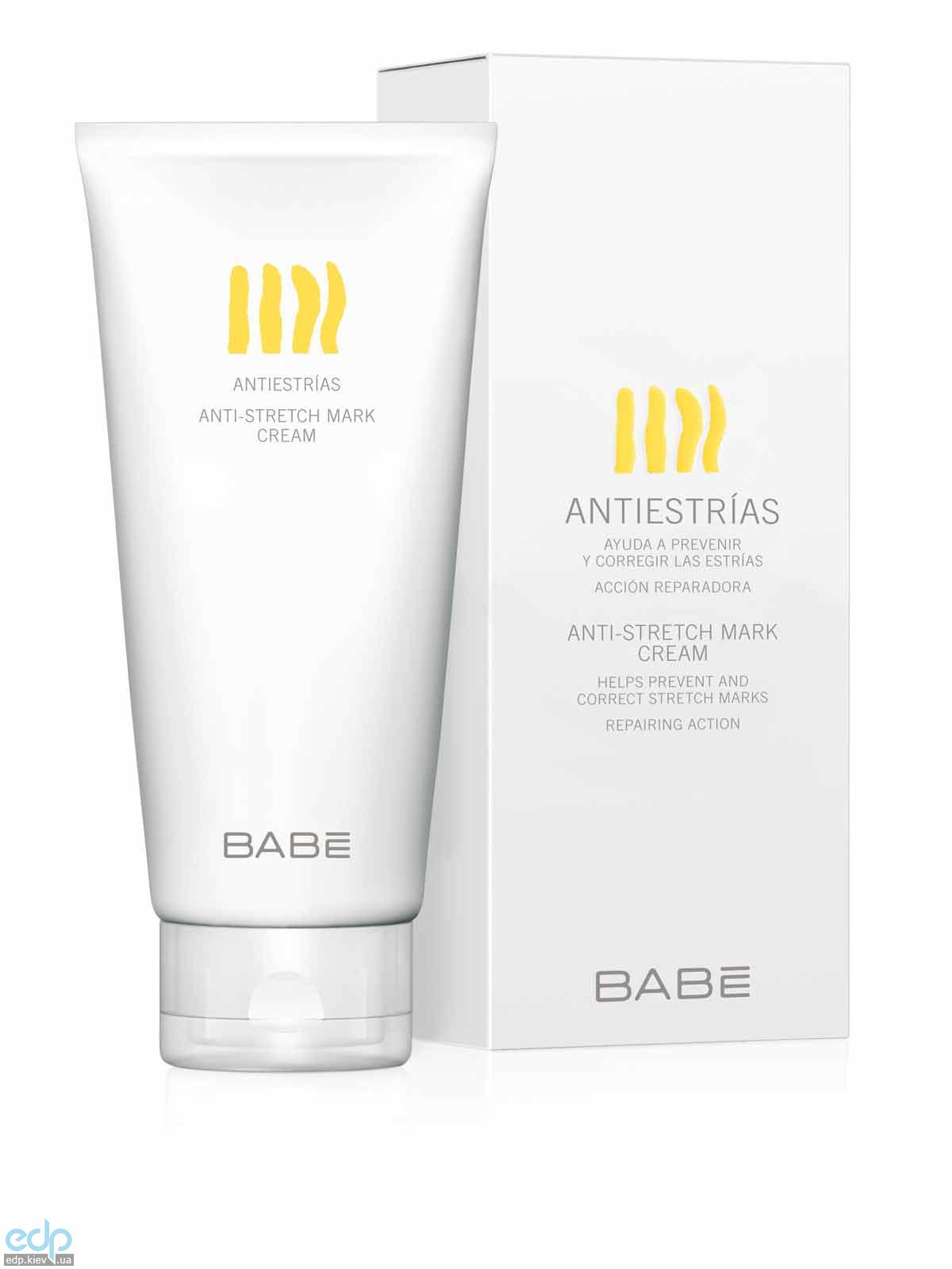 Babe Laboratorios - Крем от растяжек - 200 ml (арт. 157948525)