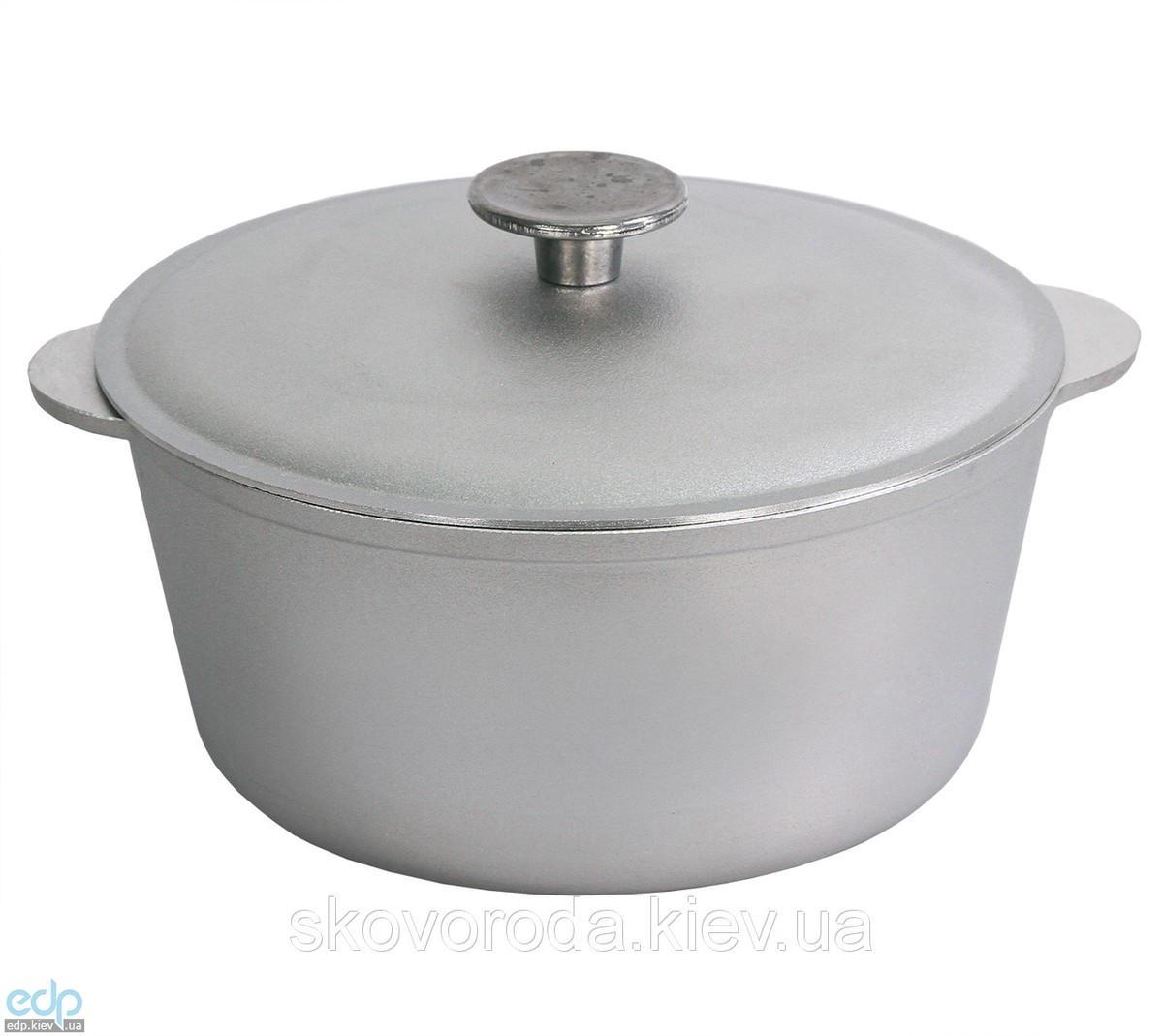 Биол - Кастрюля с крышкой алюминий диаметр 17 см объем 1.5 л (КО150)