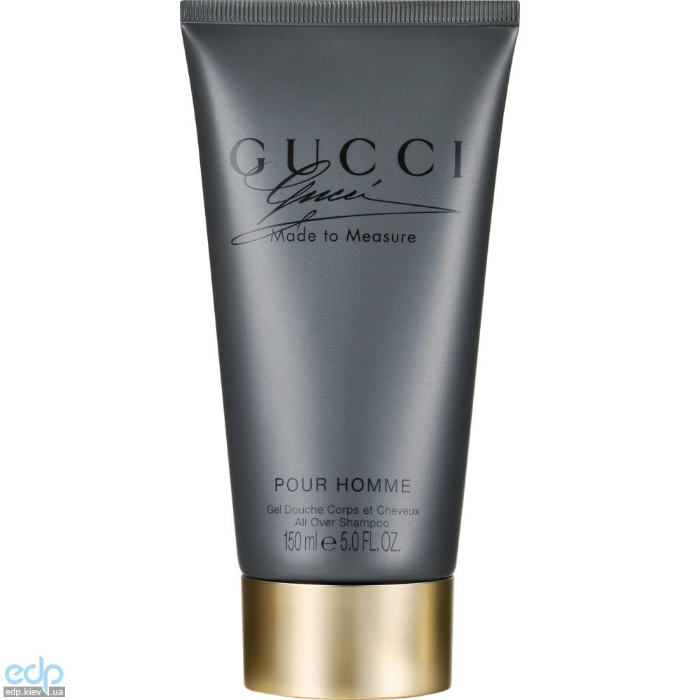Gucci Made to Measure Pour Homme - гель для душа - 150 ml