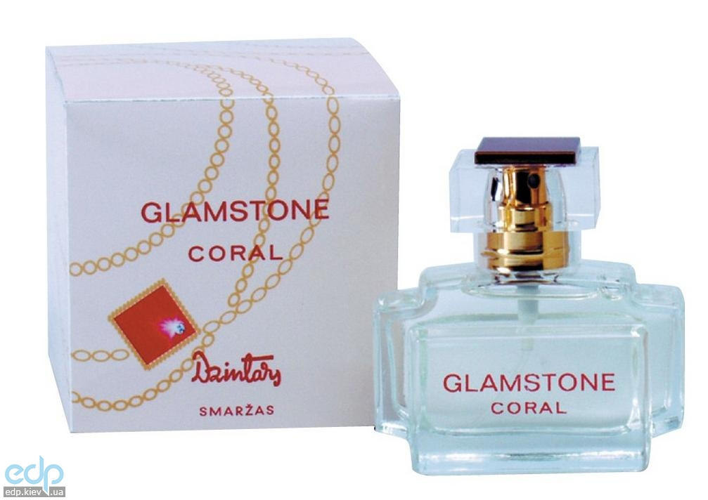 Dzintars (Дзинтарс) - Духи Glamstone Coral - 30 ml (14980dz)