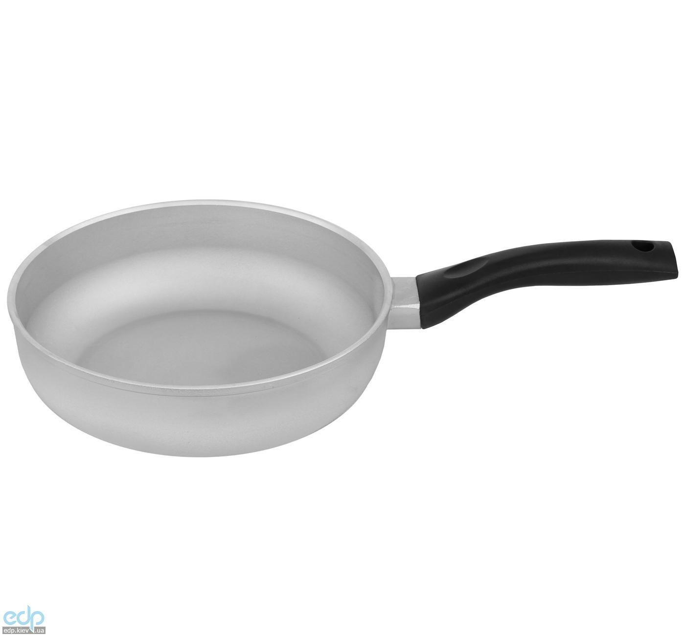 Биол - Сковородка с утолщенным дном без крышки диаметр 24 см (2409)