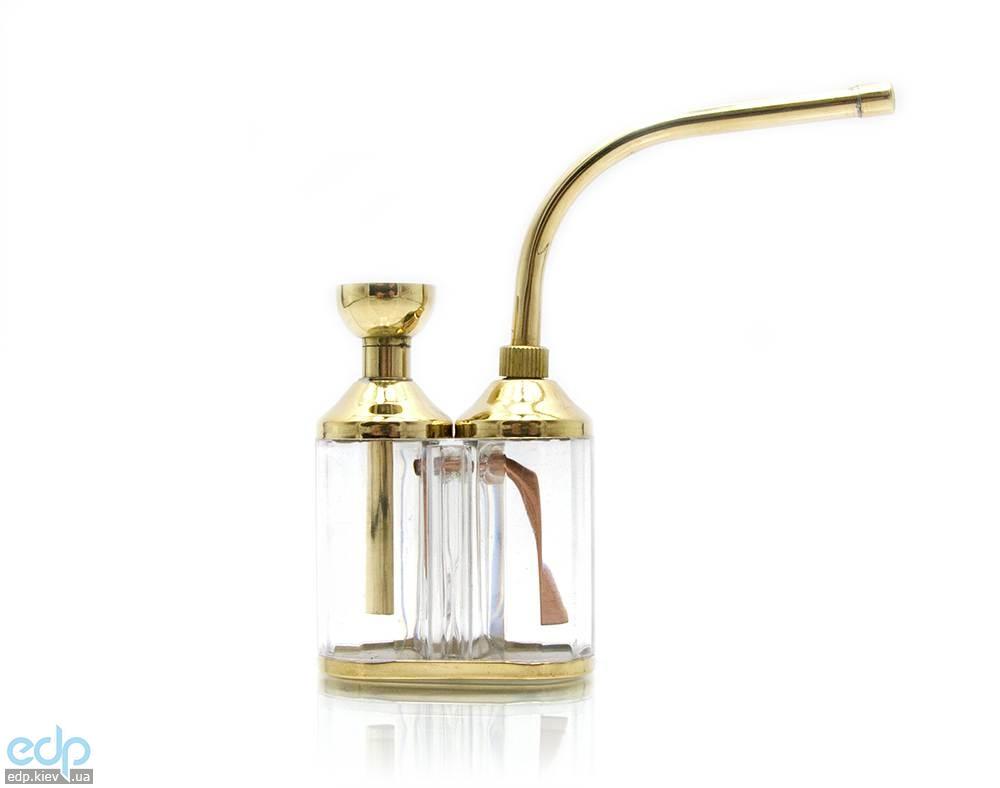 Кальян - Мини водяной Фильтр для сигарет 11 Х 12 Х 3 см 318-1 (арт. 23412)