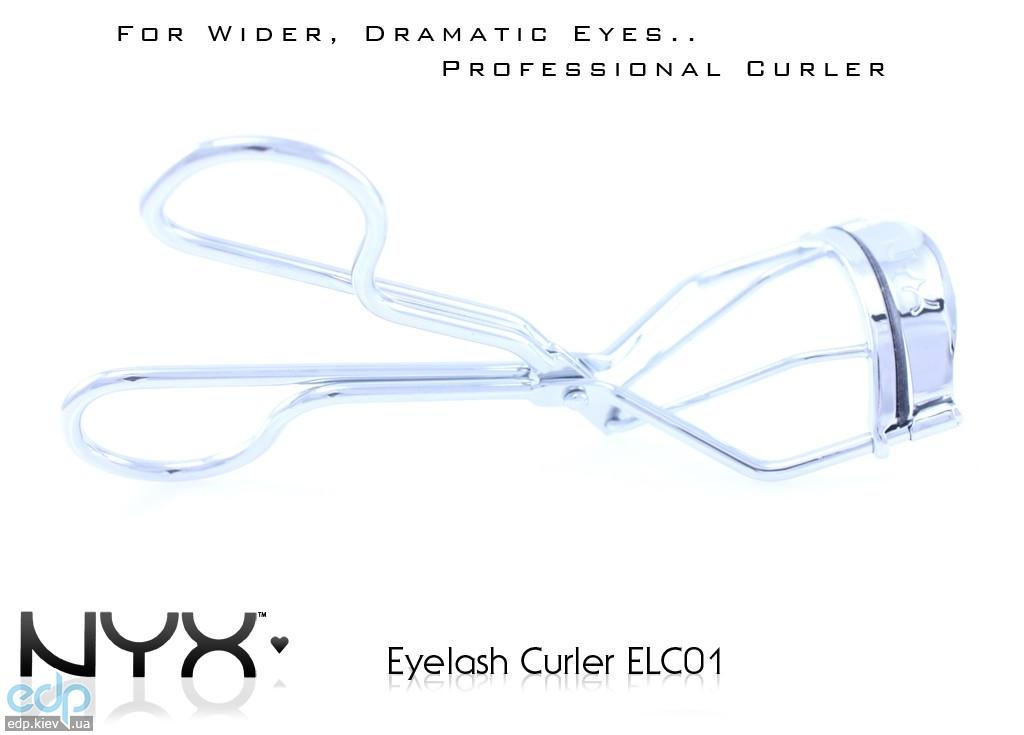 NYX - Щипцы для завивки ресниц Eyelash Curler ELC01