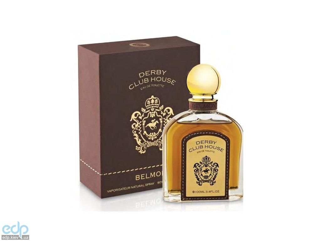 Sterling Derby Club House Belmont - туалетная вода - 100 ml