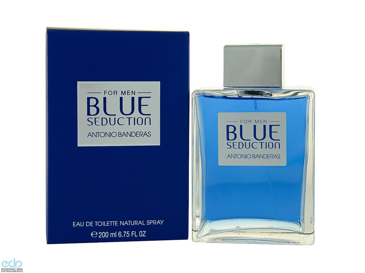 Antonio Banderas Blue Seduction for Men - туалетная вода - 50 ml TESTER