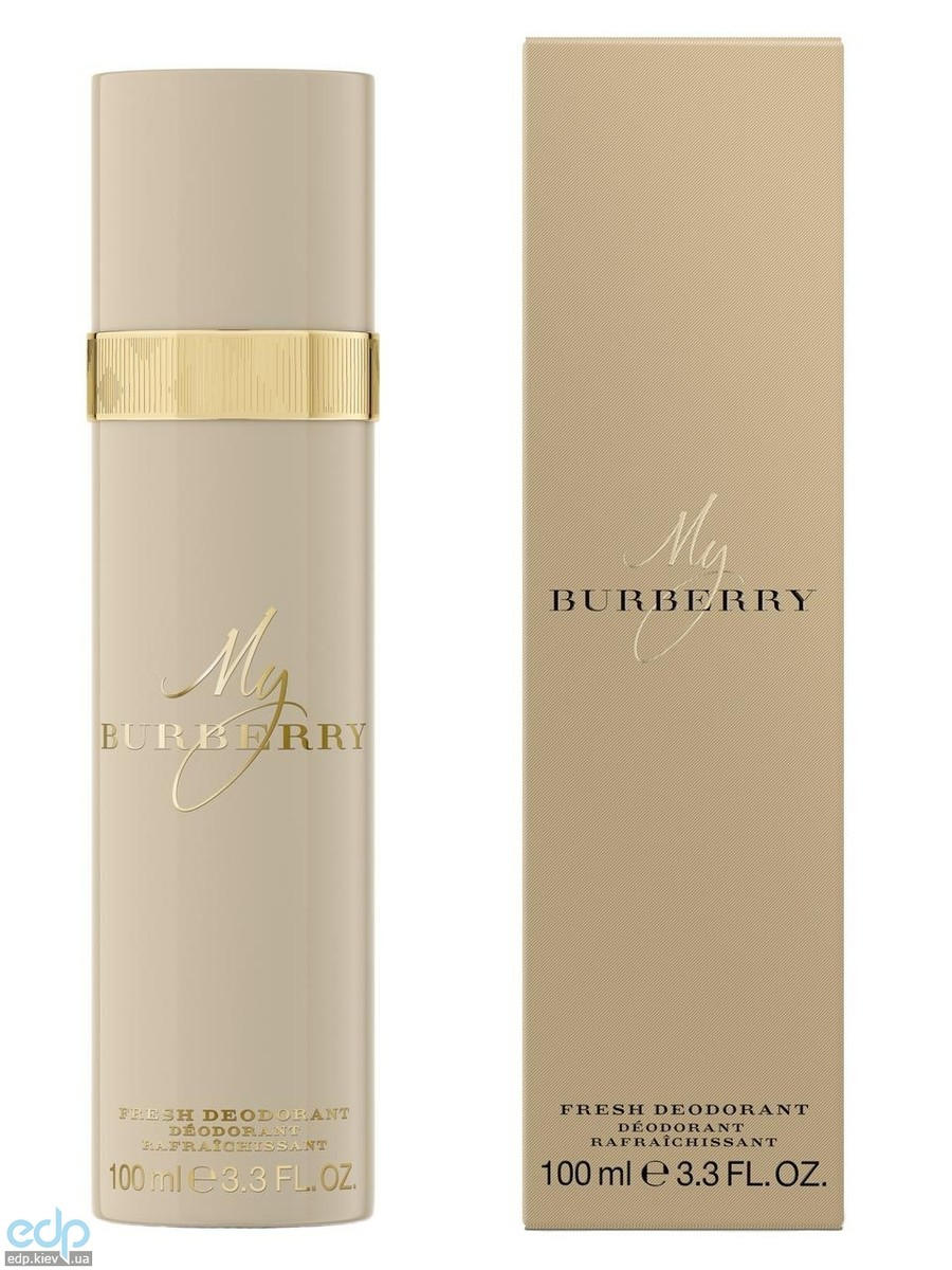 Burberry My Burberry - дезодорант - 100 ml