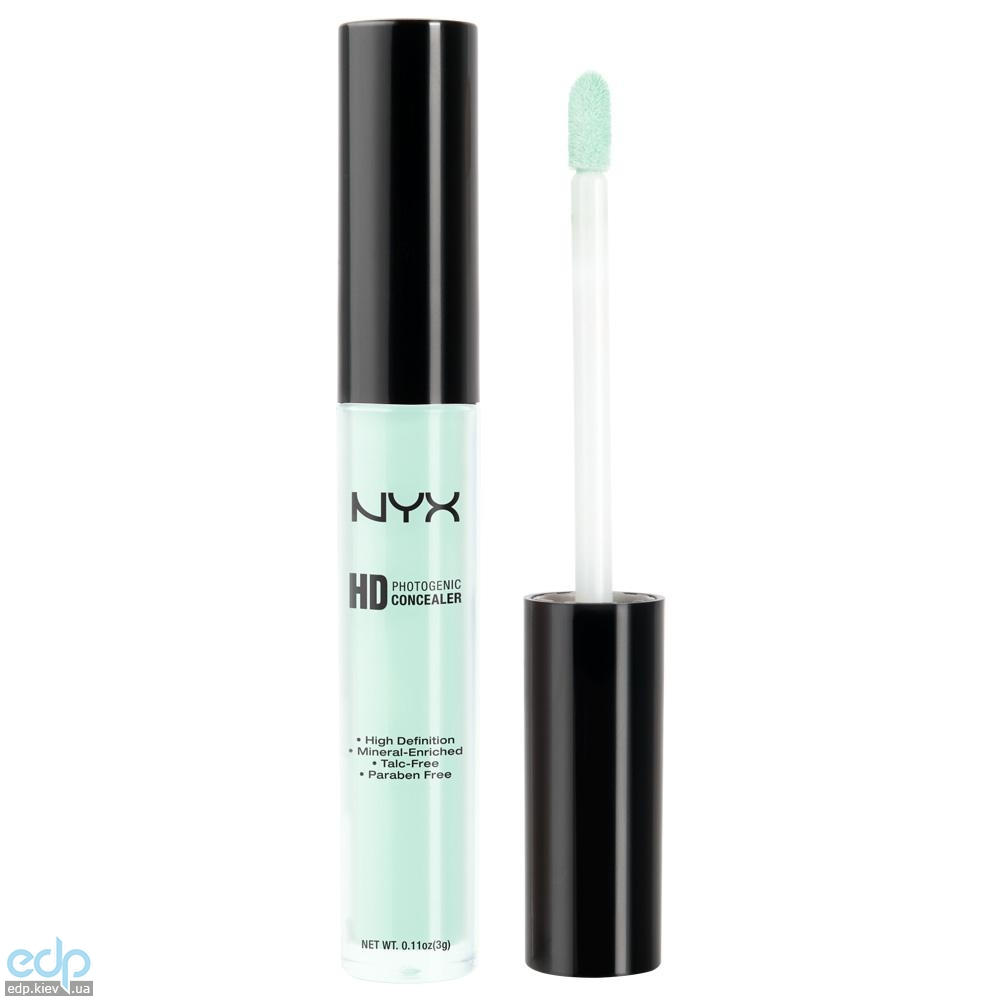 NYX - Жидкий консилер Concealer Wand Green CW12 - 3 g