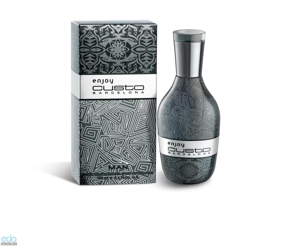 Custo Barcelona Enjoy Man - туалетная вода - 50 ml