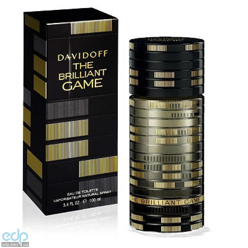 Davidoff The Brilliant Game - туалетная вода - 100 ml