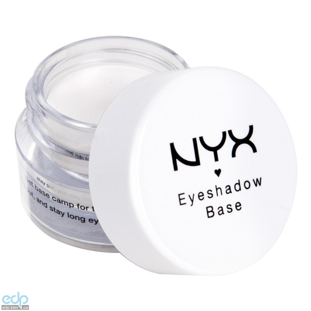 NYX - База под тени Eye Shadow Base White ESB01 - 7 g
