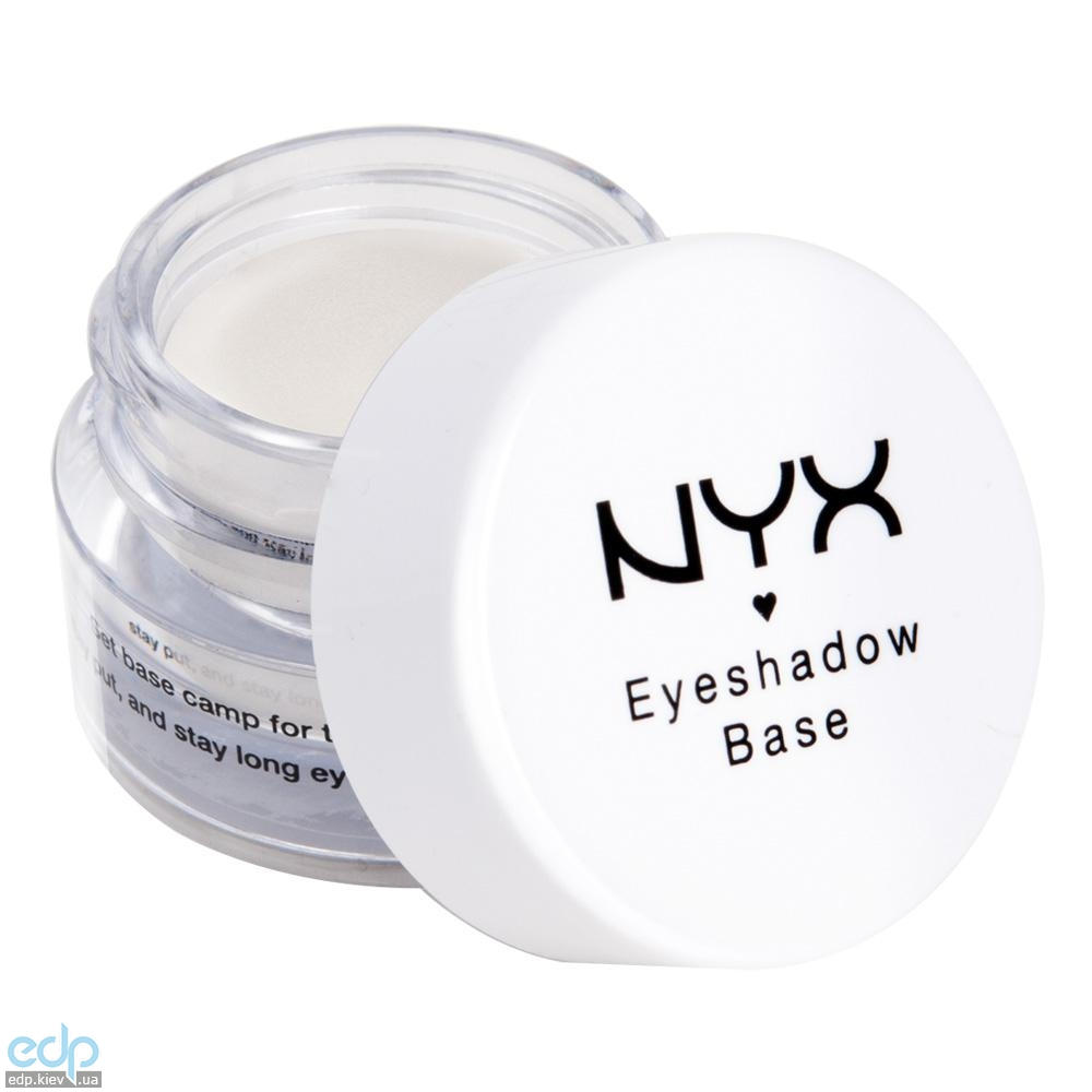 NYX - База под тени Eye Shadow Base White Pearl ESB02 - 7 g