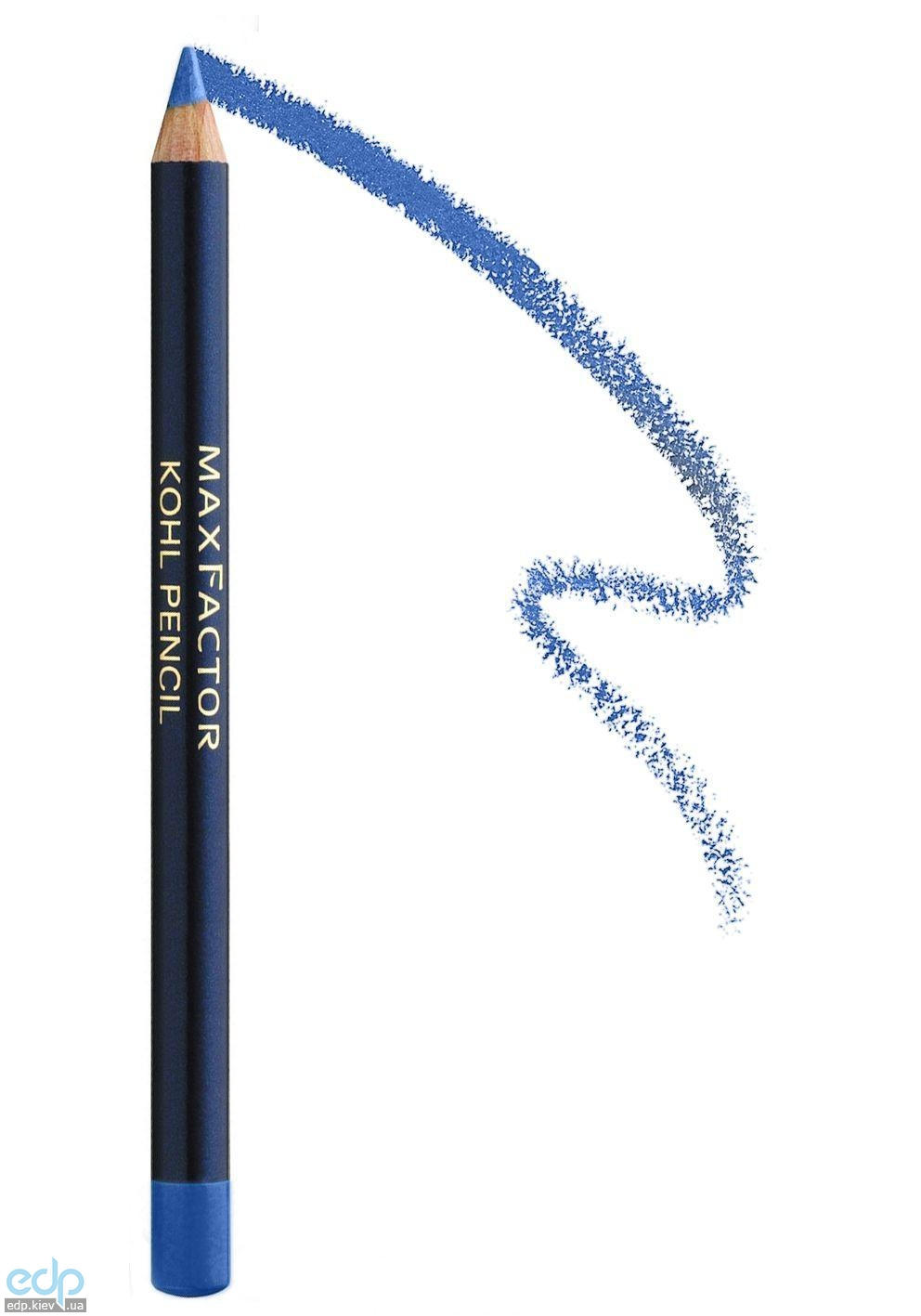 Карандаш для глаз Max Factor - Kohl Pencil №080 Cobalt Blue