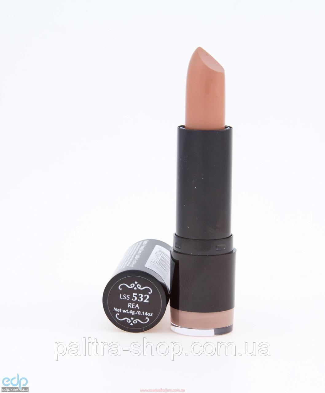 NYX - Кремовая увлажняющая помада Extra Creamy Round Lipstick Приглушенный беж с лиловым оттенком Rea LSS532 - 4 g