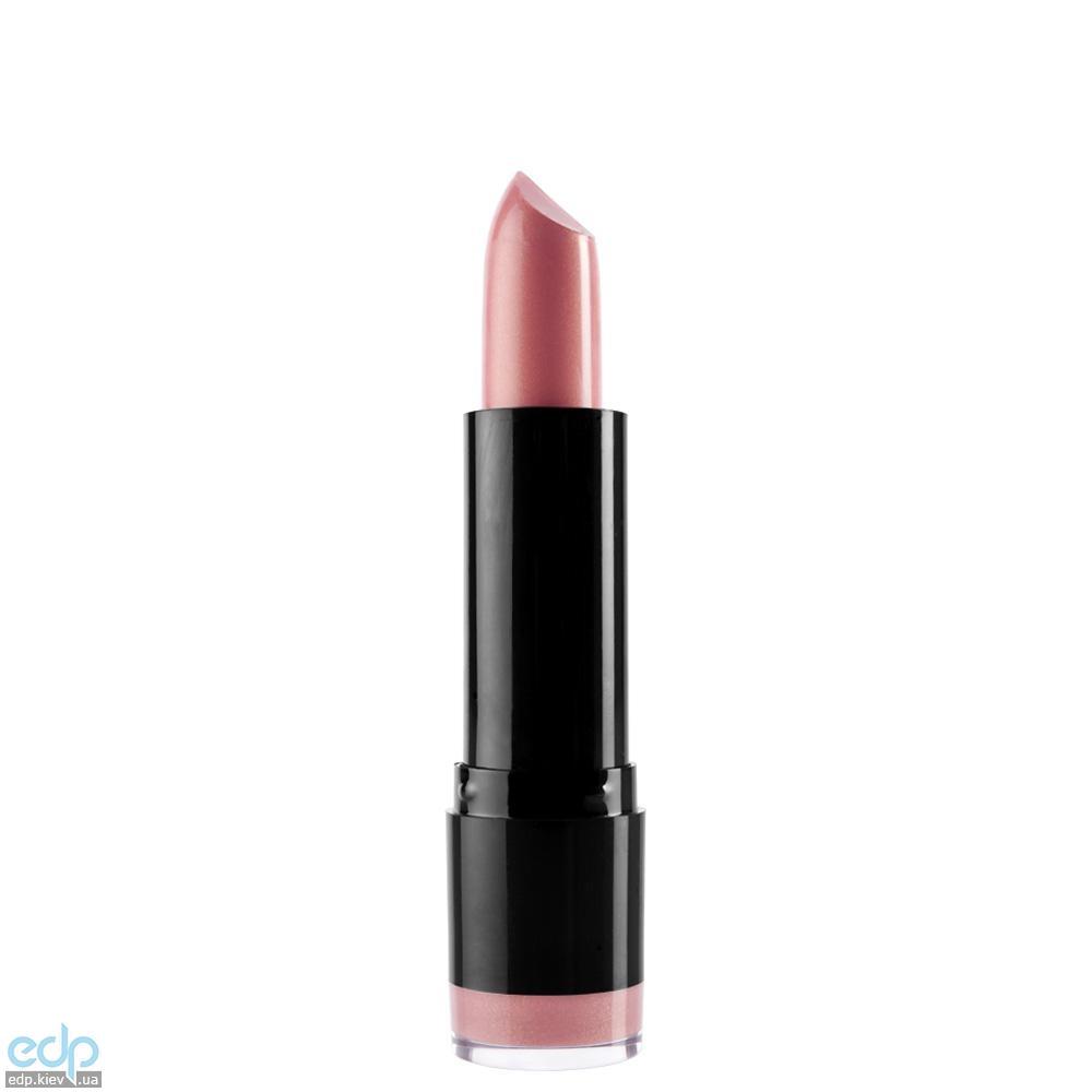 NYX - Кремовая увлажняющая помада Extra Creamy Round Lipstick Персиково-розовый с золотым отливом Indian Pink LSS550 - 4 g